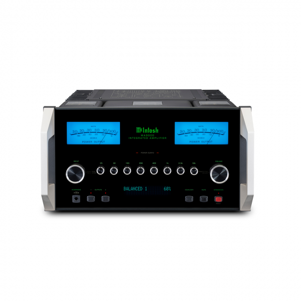 McIntosh—MA9000—front