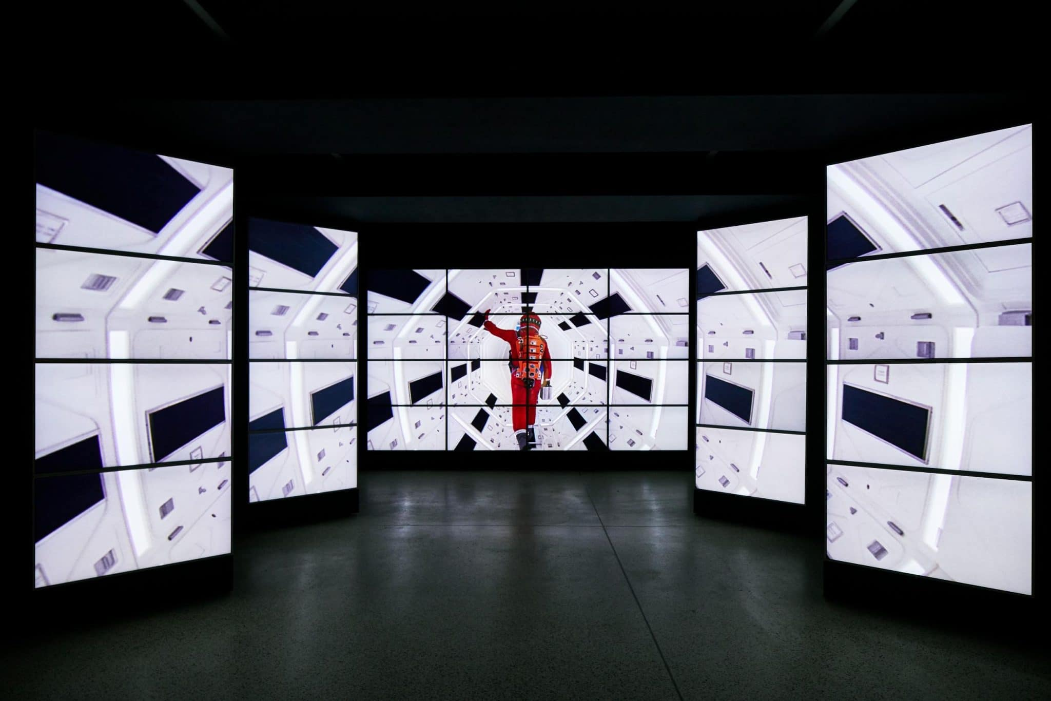 Exhibition Stand Fitter Jobs London : Stanley kubrick: the exhibition soundstage