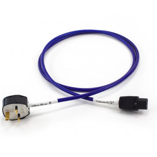 Tellurium Q Ultra Blue II Power Cable